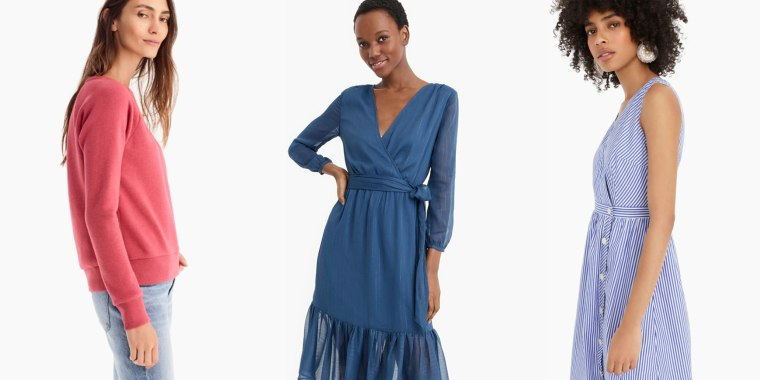 849be7c9ec 10 deals under $50 from J.Crew's end-of-season sale