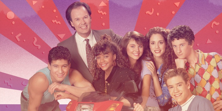 How 'Saved by the Bell' defied the odds to conquer Saturday mornings