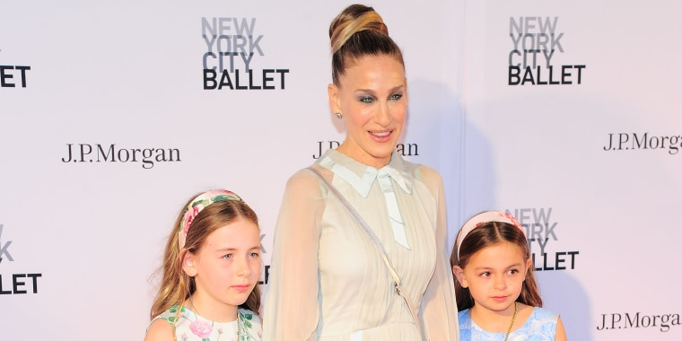 Sarah Jessica Parker posts loving birthday message for twin daughters turning 10