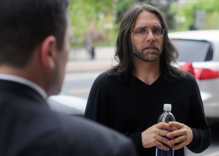 image: Keith Raniere -- ONE TIME USE ONLY -- DO NOT USE WITHOUT AUTHORIZATION FROM PHOTO DESK // $400 TO LICENSE