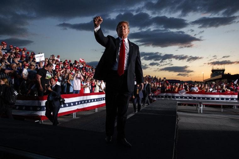 Trump's worst enemy as he kicks off his re-election bid may be himself