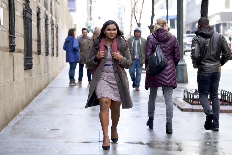 Imaghe: Mindy Kaling in Late Night