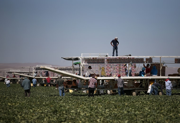 California Central Valley Farming Communities Struggle With Drought