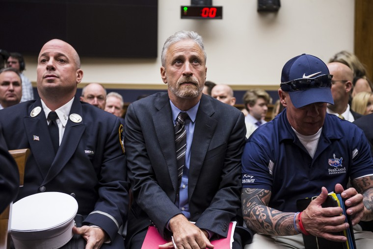 Image: BESTPIX - Former Daily Show Host Jon Stewart Testifies On Need To Reauthorize The September 11th Victim Compensation Fund