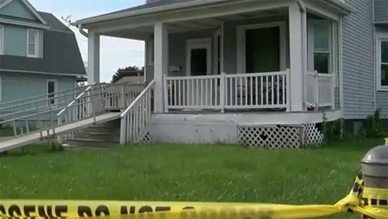 Image: Residence, shooting