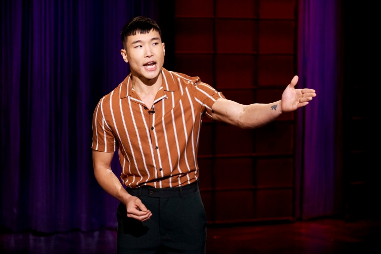 Comedian Joel Kim Booster is busier than ever. What comes next?