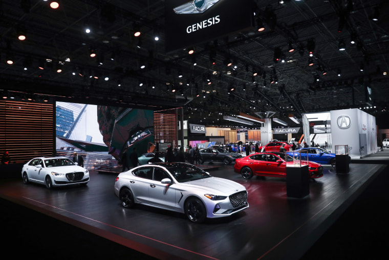 Image: New York International Auto Show 2019