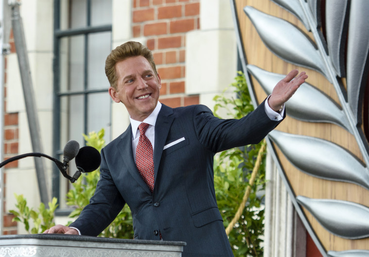 David Miscavige, Chairman Of The Board Religious Technology Center And Ecclesiastical Leader Of The Scientology Religion