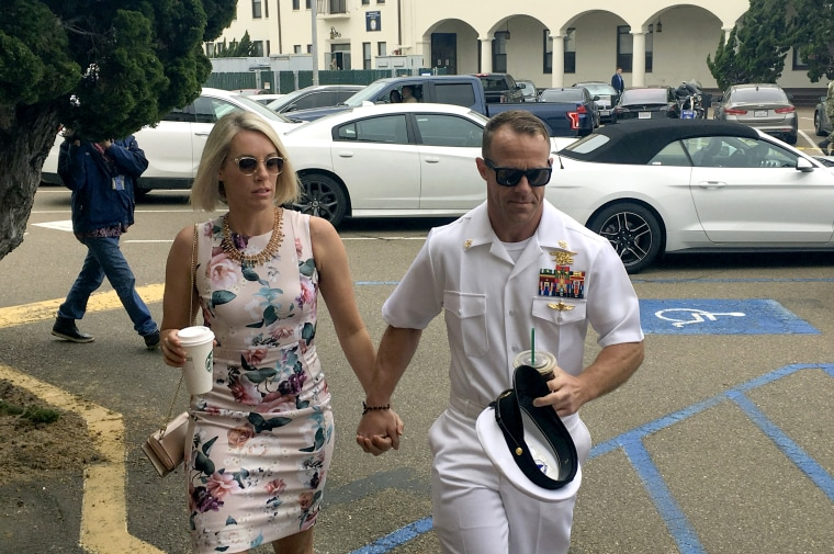 Courtroom shocker as witness testifies he killed Islamic State prisoner, not Navy SEAL on trial