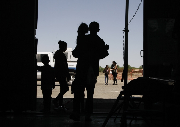 Lawyers claim infants, children are in dangerous situation at border detention site