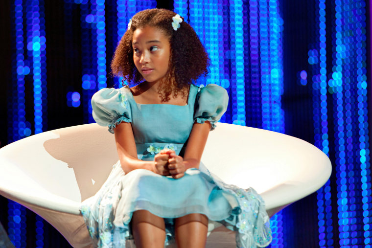 "Amandla Stenberg as Rue in ""The Hunger Games.\"""