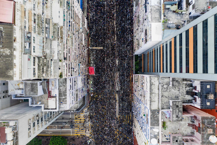Hong Kong protesters are in 'deep fear' about leaving a digital footprint