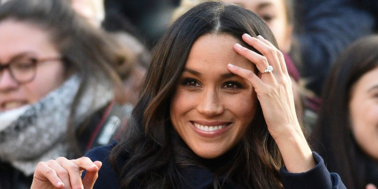 Meghan Markle redesign her engagement ring