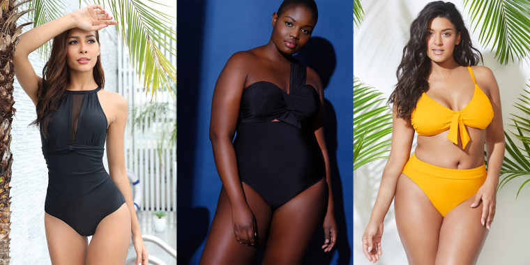 a7a3c2108d The best places to buy swimsuits in 2019. These online retailers offer  plenty of bikinis and bathing suits for women of all sizes.