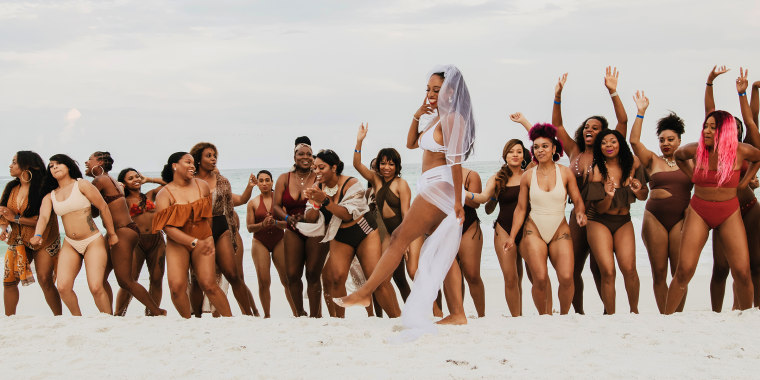 34 Bridesmaids