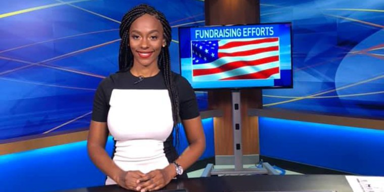 News anchor wears braids to make a statement: 'Any hair is professional hair'