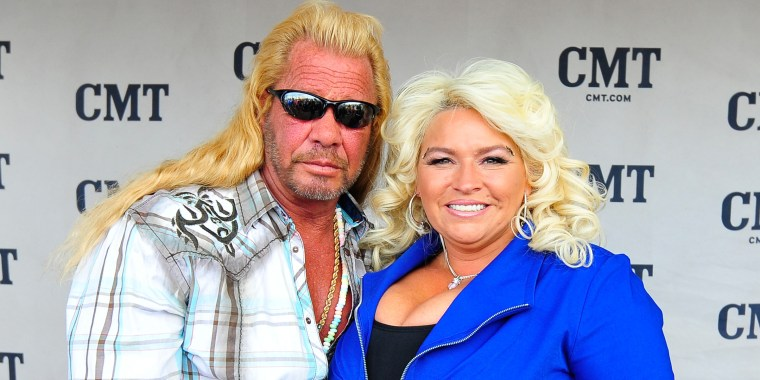 """""""Dog the Bournty Hunter's"""" Duane and Beth Chapman"""