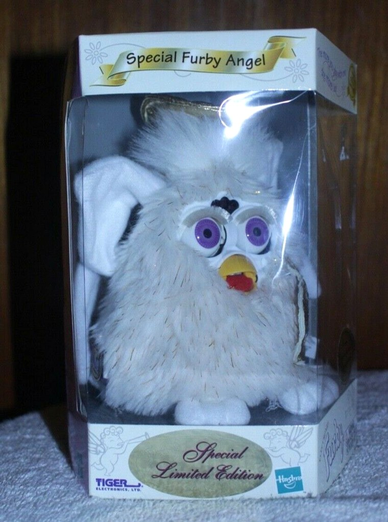 Your Furby from the '90s might actually be worth big bucks