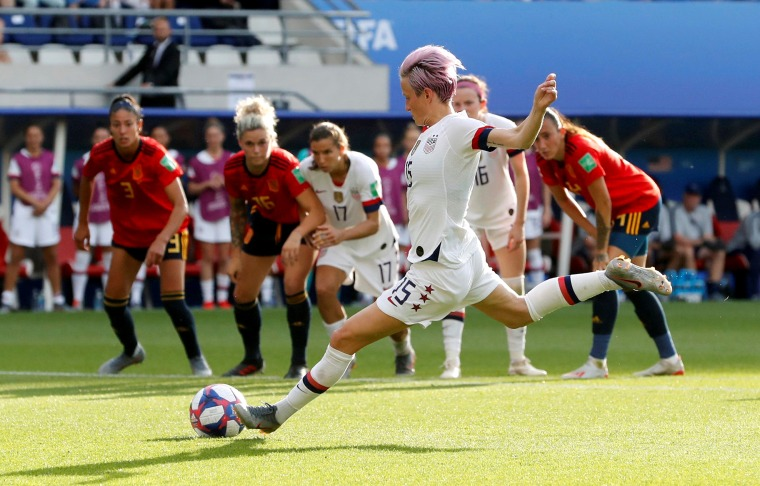 Image: Women's World Cup - Round of 16 - Spain v United States