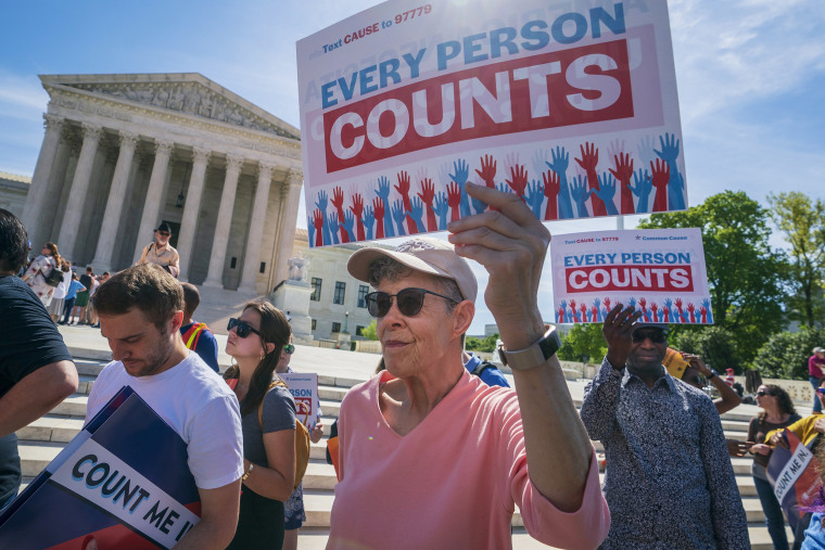 'Disturbing picture': Judge says census question might have discriminatory motive