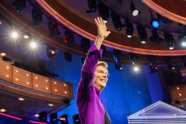 Candidates Attend First 2020 Democratic Presidential Debate
