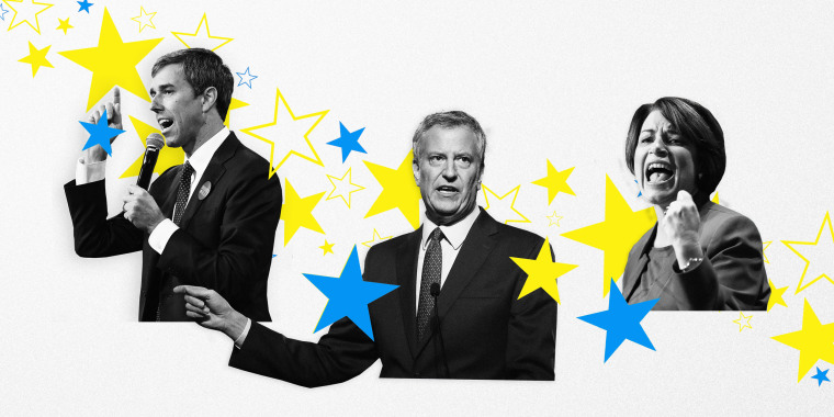 Hard-hitting highlights from the first night of the Democratic debate