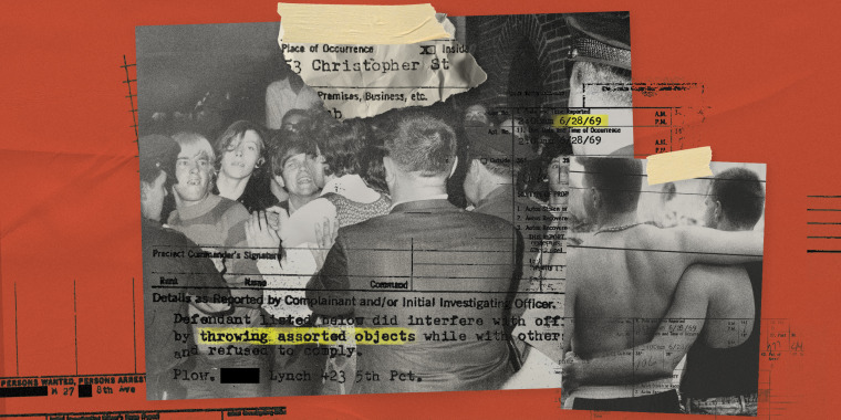 Image: Arrest records from the New York Police Department shed new light on the 1969 uprising at the Stonewall Inn.