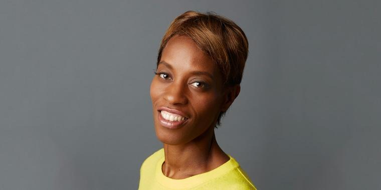 Publisher Dawn Davis.