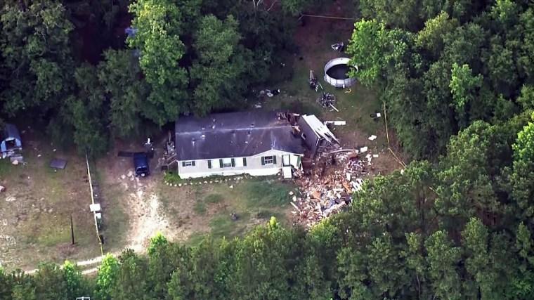 Image: North Carolina plane crash