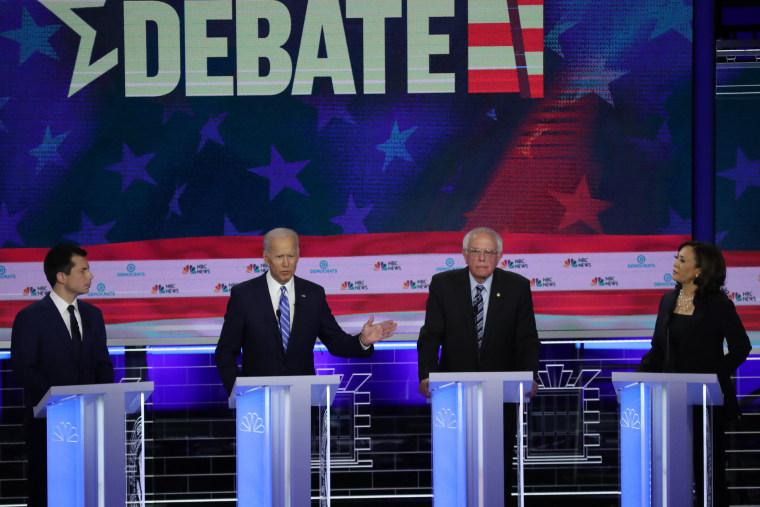 Image: Democratic Debate