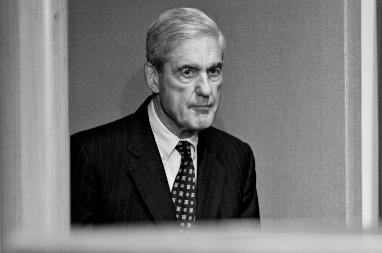 Special Counsel Robert Mueller Makes Russia Probe Statement