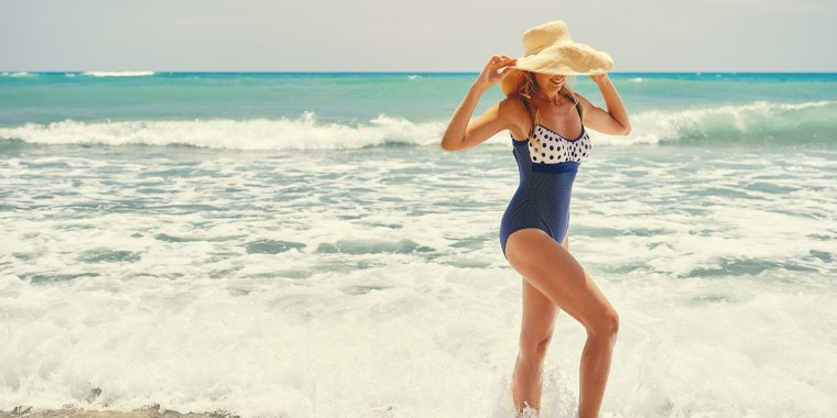 d9ee0725819463 The best one-piece swimsuits to flatter every body shape in 2019