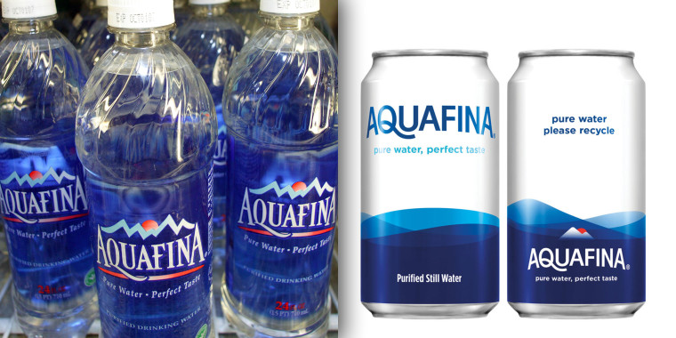 Best Bottled Water To Drink 2020 Aquafina water bottles are getting an eco friendly makeover
