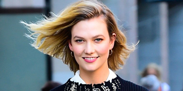 Karlie Kloss cuts ties with Victoria's Secret, citing the