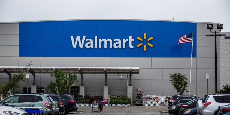 Image: A Walmart Inc. Location Ahead Of Earnings Figures