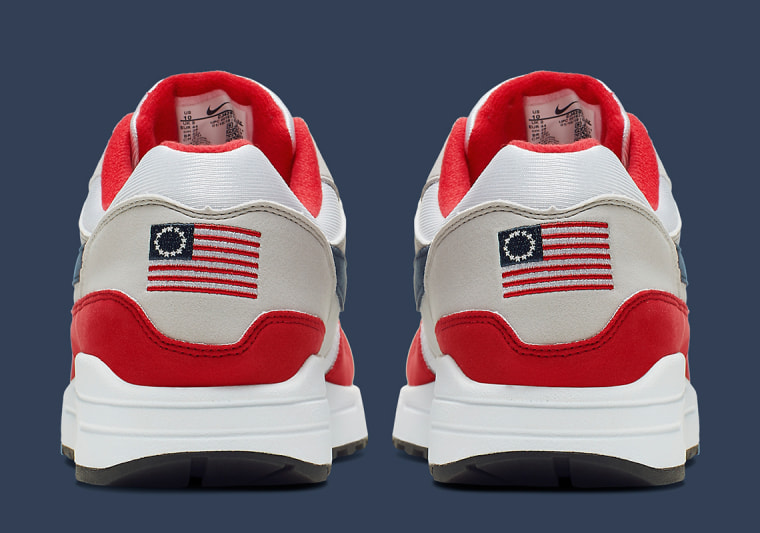 Image result for NIKE FLAG SHOE