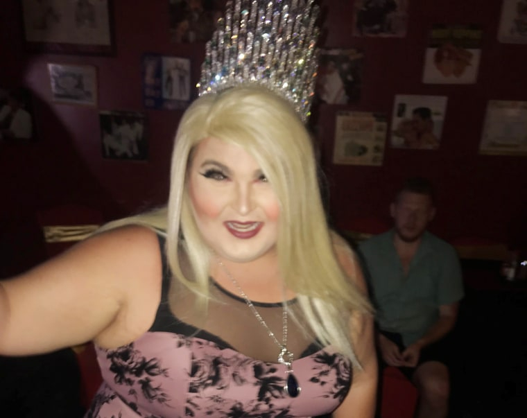 Alee Michelle is one of the drag queens who was set to perform at A Touch of Soul on Saturday, June 29, 2019, before authorities shut down the venue.