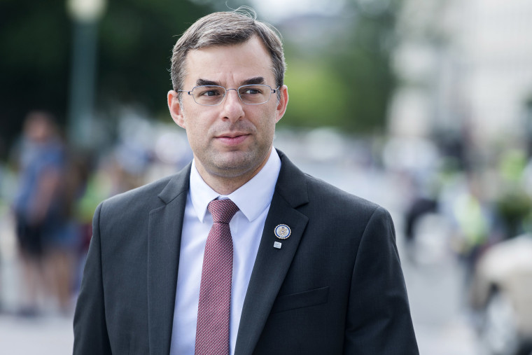 Image: Rep. Justin Amash, R-Mich