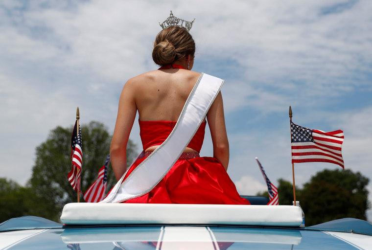 Image: Independence Day celebrations in Washington