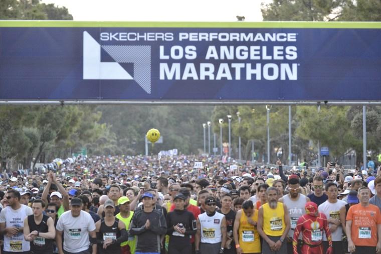 Image: LA Marathon