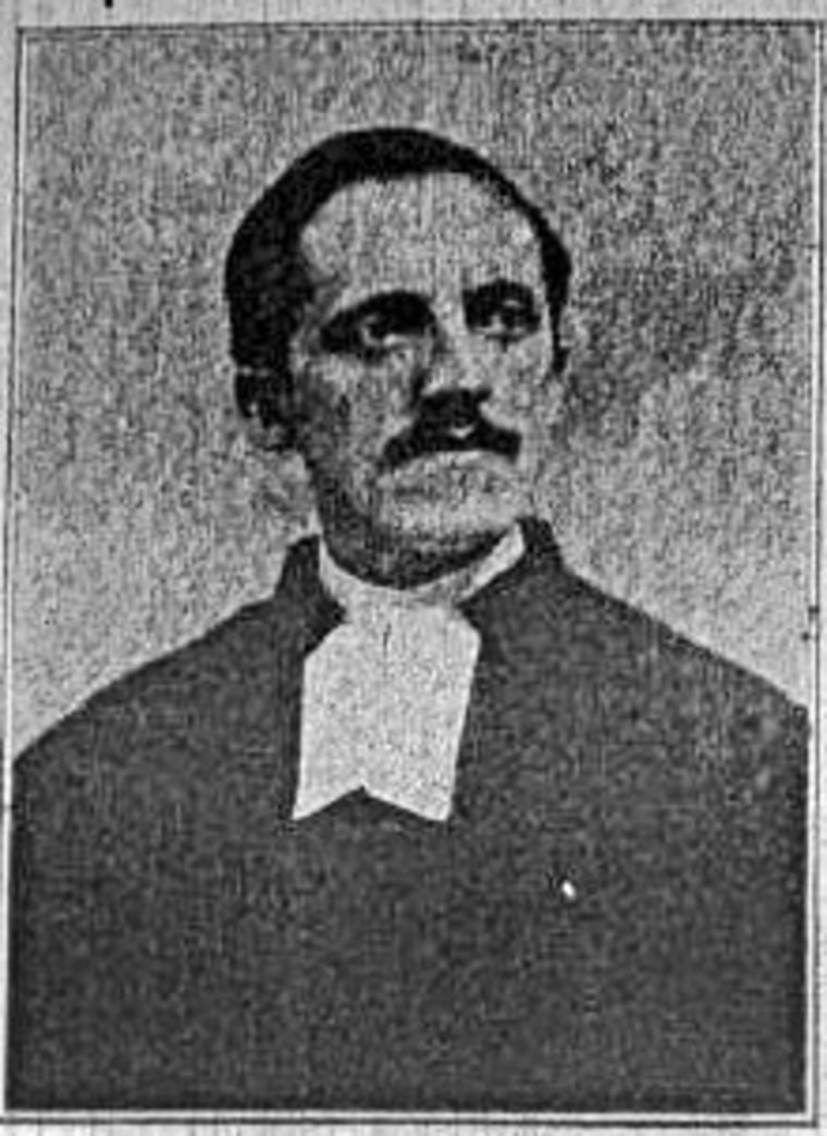 Pastor Carl Schlegel