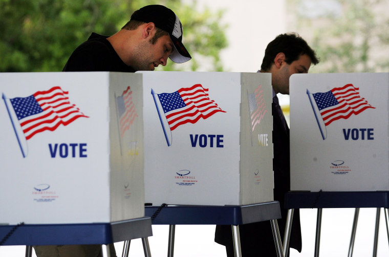 9 states where the rules for voting have been changed or challenged ahead of 2020
