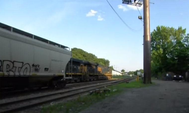 Image: Railroad Babies