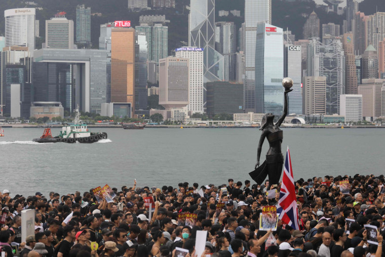 Image: HONG KONG-CHINA-POLITICS