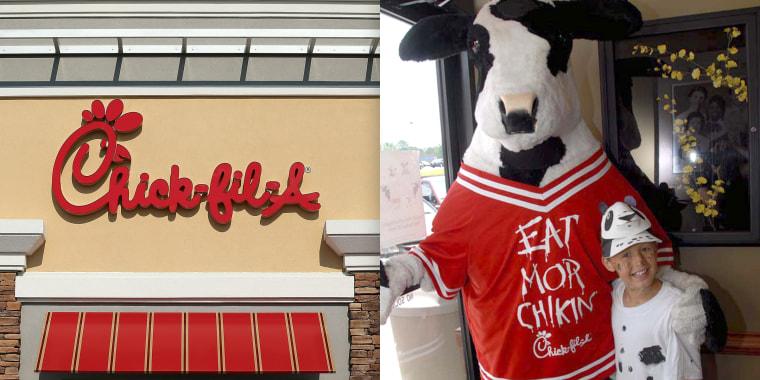 picture relating to Printable Chick Fil a Cow Costume referred to as Chick-fil-A is supplying absent free of charge foodstuff for Cow Appreciation
