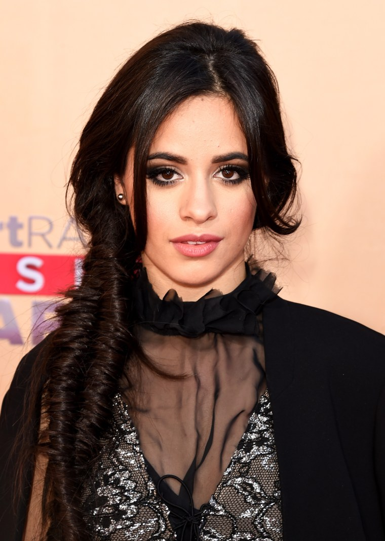 Camila Cabello Shows Off Blond Hairstyle On Instagram
