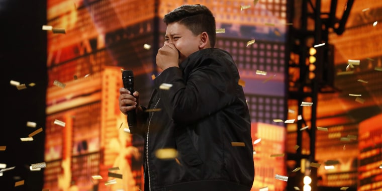 'America's Got Talent' contestant, 12, leaves judge in tears — see the moving video