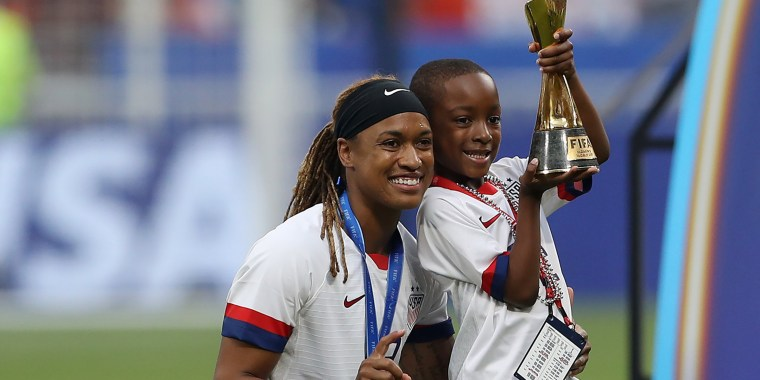 Image: United States of America v Netherlands : Final - 2019 FIFA Women's World Cup France