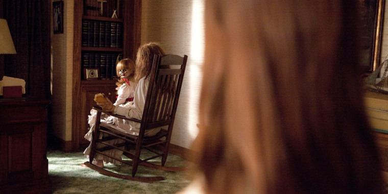 Brave couple buys the house that inspired horror movie 'The Conjuring'