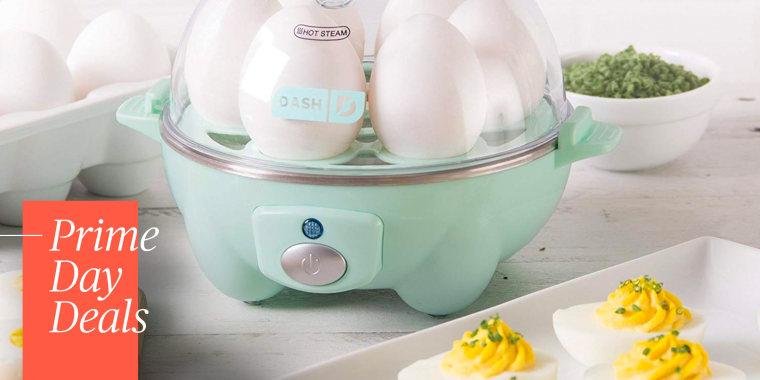 Best egg cooker: Dash Egg Cooker Review